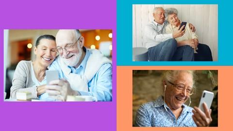 Como usar el celular: gua para adultos mayores.