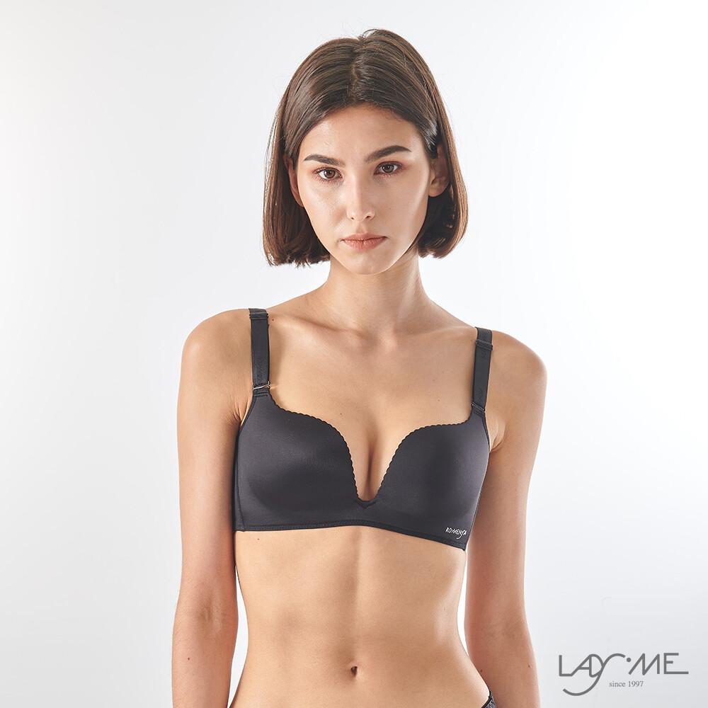 ladyme 國王內衣a-e罩杯/ 基本入門款 - 無鋼圈內衣成套-多國專利技術