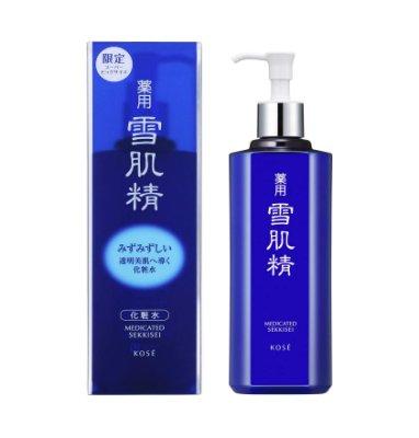 岡山戀香水~KOSE 高絲 藥用雪肌精化妝水500ml~優惠價:1400元