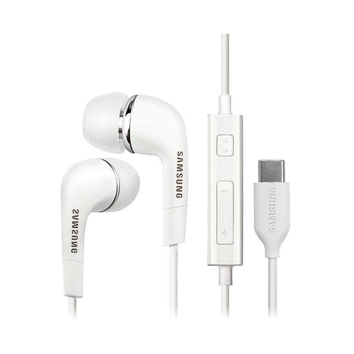 SAMSUNG GALAXY Type C新款 原廠入耳式耳機 EHS64 (密封袋裝)