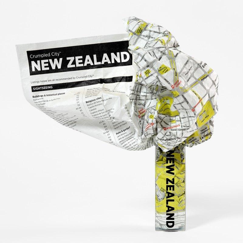 Palomar│揉一揉地圖 紐西蘭