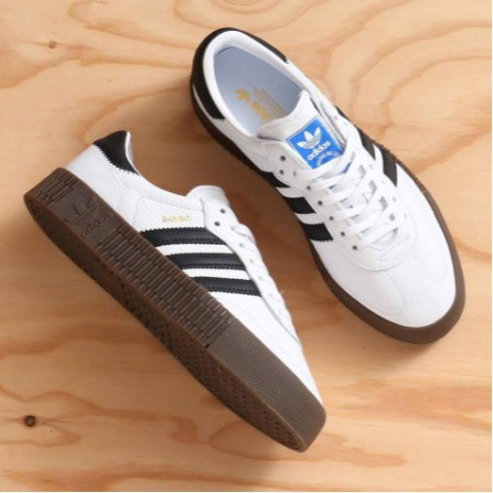 Adidas Originals Sambarose W White/Black AQ1134 水源希子