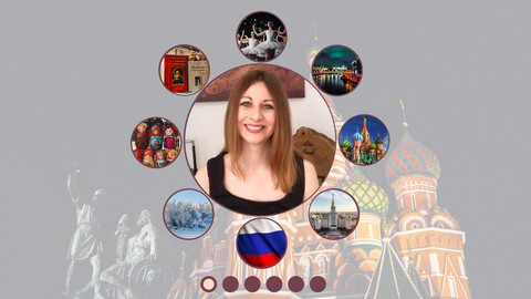 Russian for Beginners (A1 - Part 1) with Marina