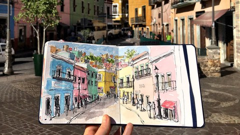 Quick & Easy Travel Sketching