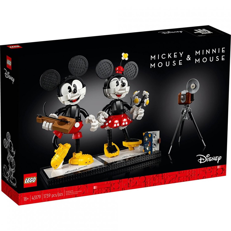 樂高 LEGO - 樂高積木 LEGO《 LT43179 》Disney 系列 - 米奇 & 米妮經典組-1739pcs