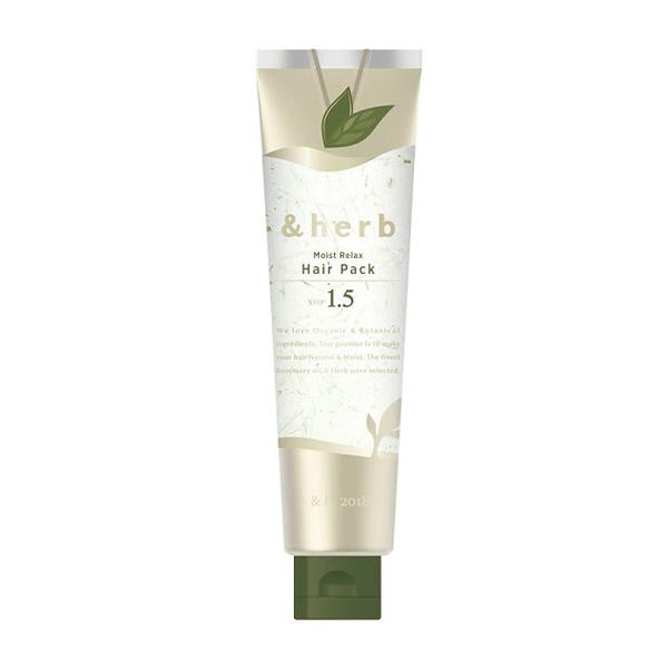 &herb植萃頭皮舒活SPA髮膜1.5(130g) 【康是美】