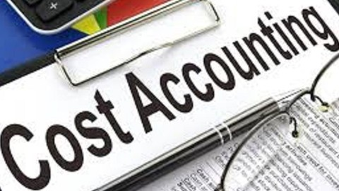Cost Accounting -Job Order, Process, ABC & Standard Costing