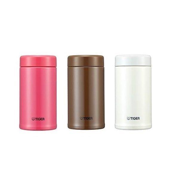 TIGER 虎牌 MCA-T360 不鏽鋼真空杯茶濾網保溫瓶 黑皮TIME