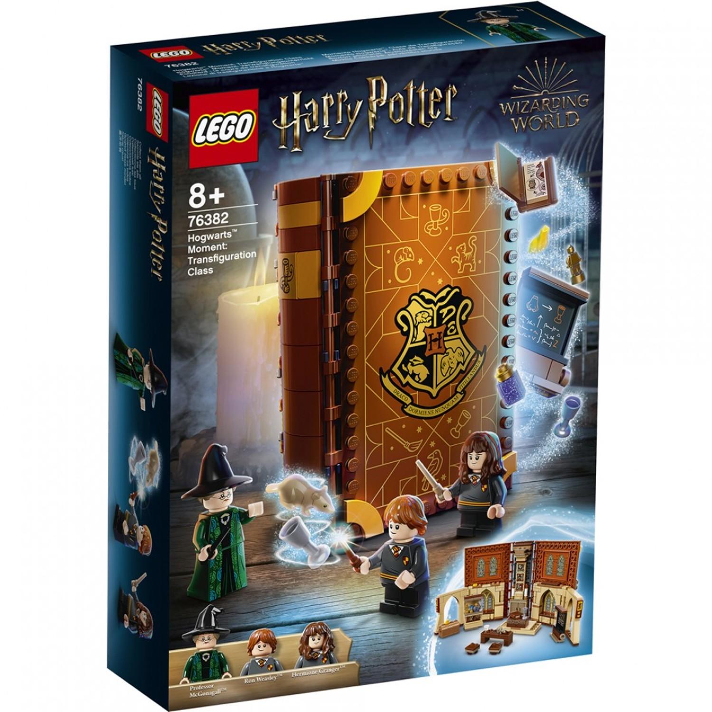 樂高 LEGO - 樂高積木 LEGO《 LT 76382 》Harry Potter™ 哈利波特系列 - 霍格華茲魔法書:變形學-241pcs
