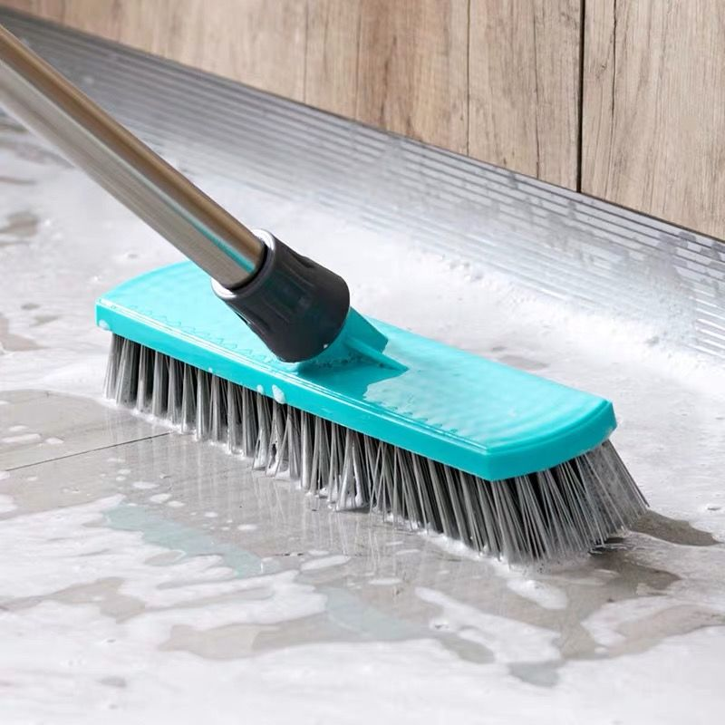 升級加寬長柄浴室刷子硬毛瓷磚地磚刷 地板