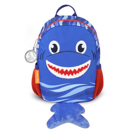TigerFamily 抱抱好朋友3D幼兒背包-鯊魚寶貝