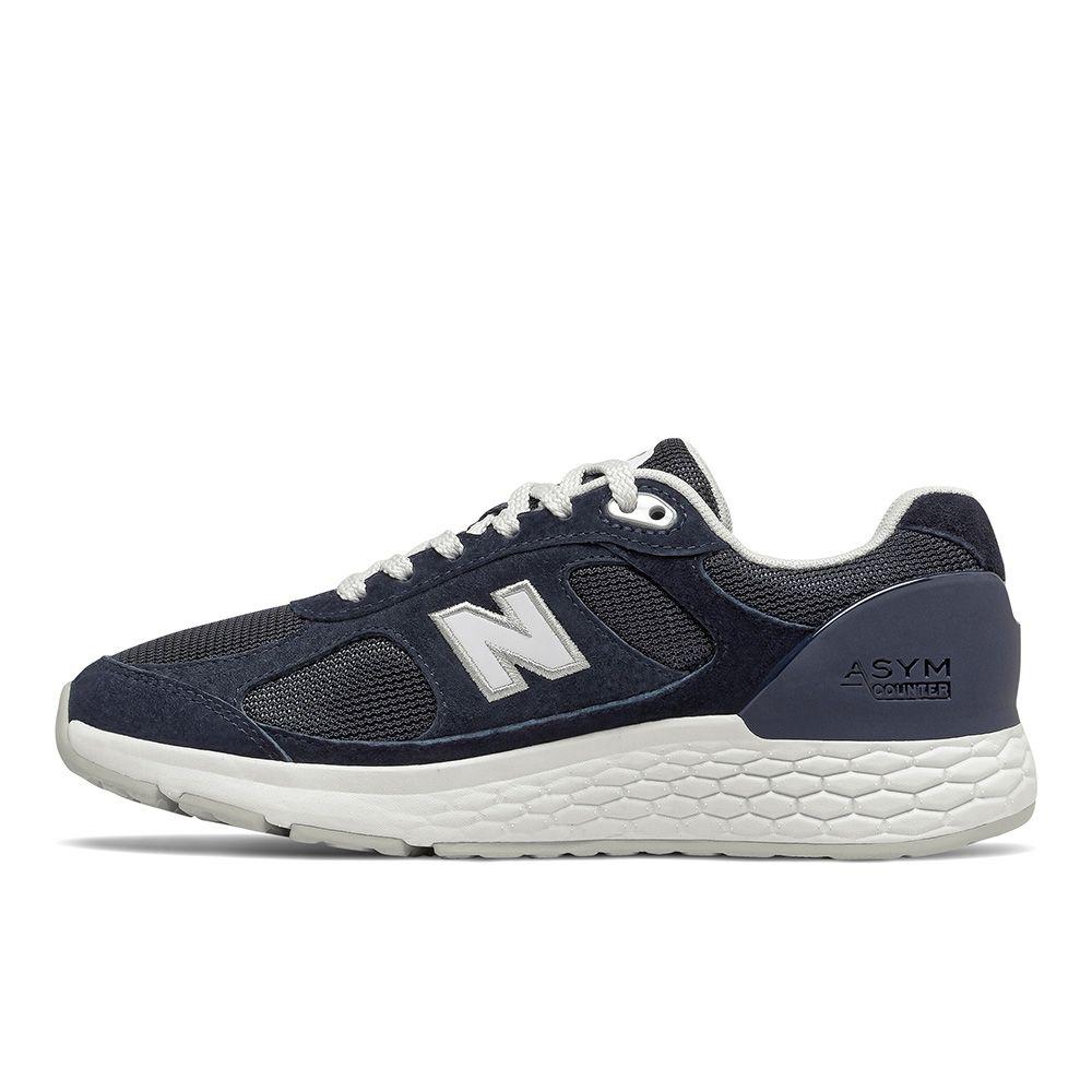 New Balance 1880 D 女鞋 健走 緩震 麂皮 輕量 海軍藍【運動世界】WW1880N1