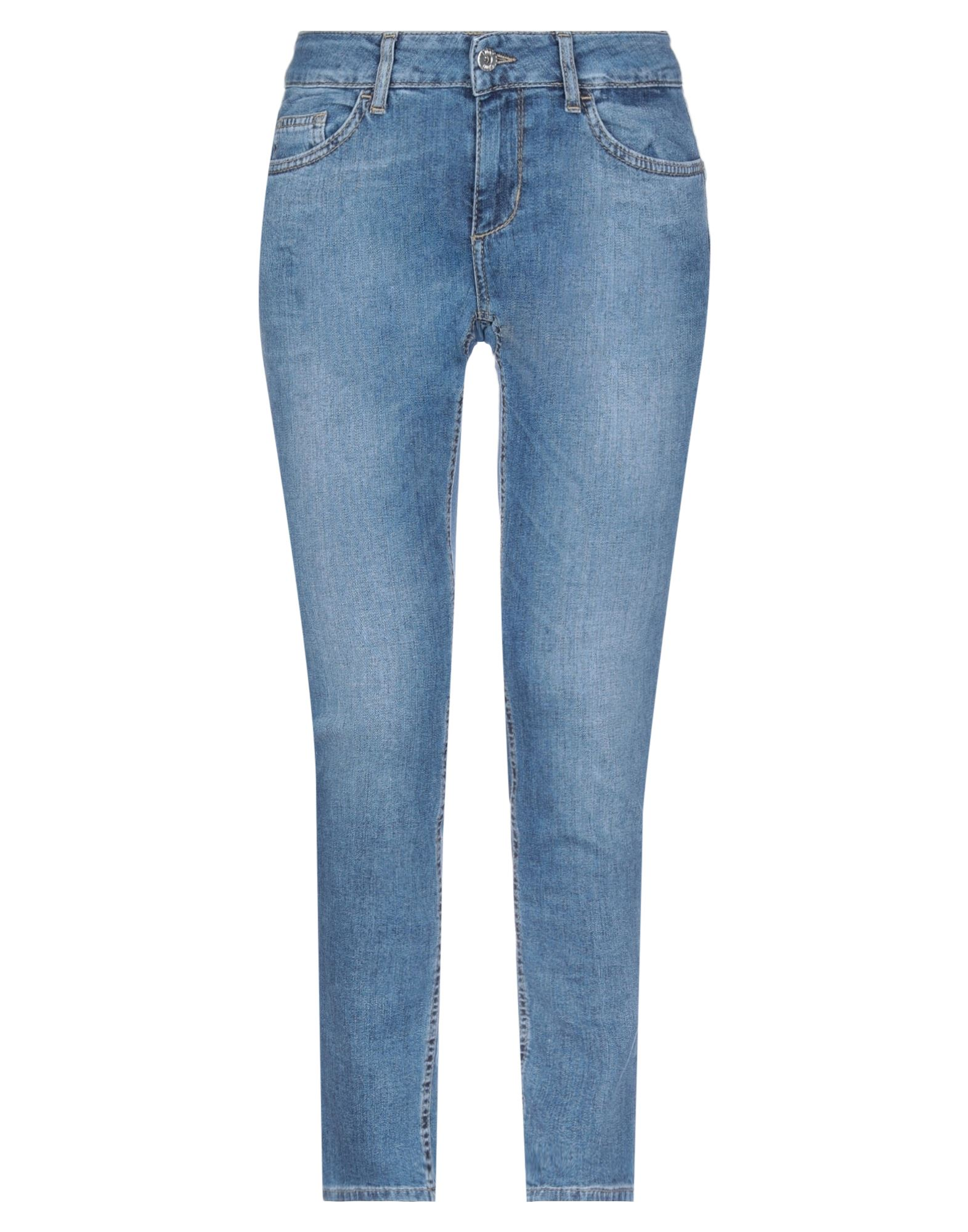 LIU JO Denim pants - Item 42828766