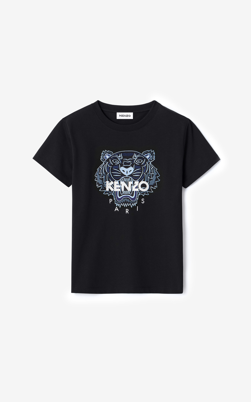 KENZO T-shirt loose Tigre