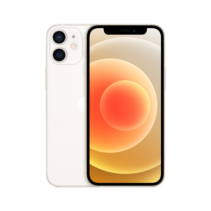 Apple iPhone 12 mini 128G (白) (5G)【快充組】