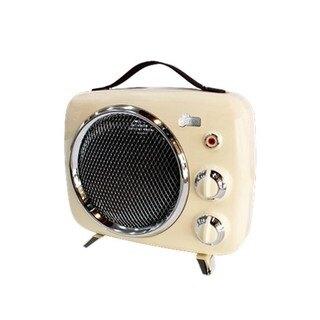 【吉爾瑞帝】復古暖風電暖器 GL-1822