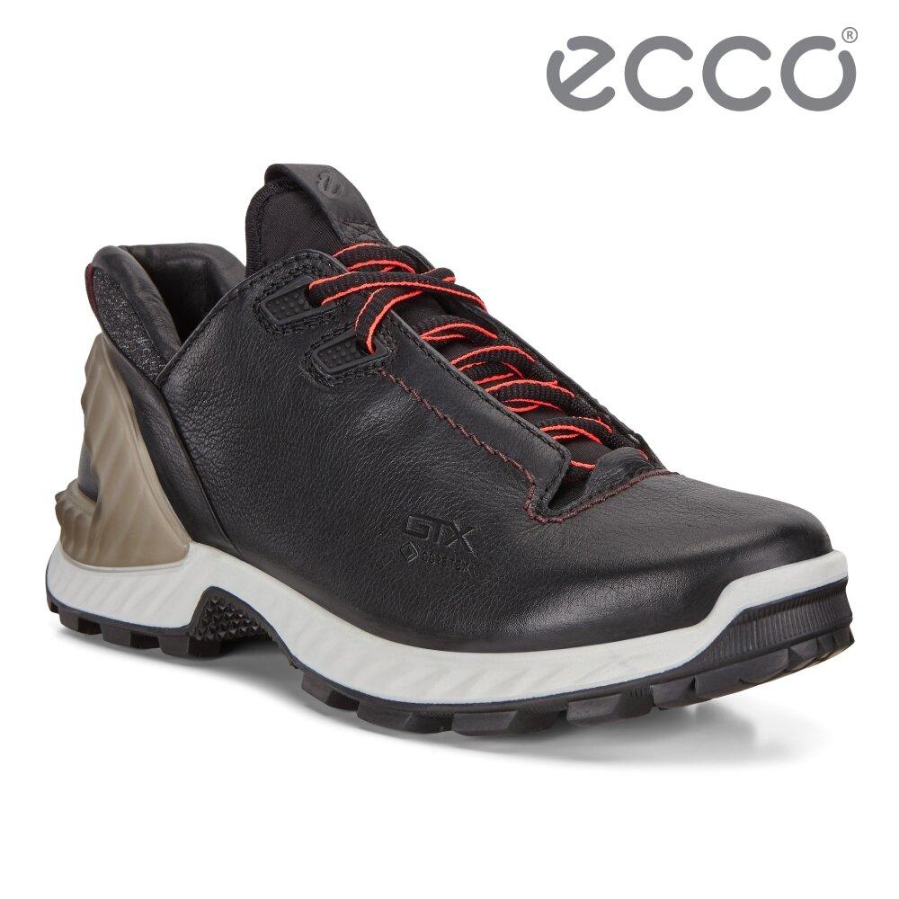 ECCO EXOHIKE W 攀越戶外運動鞋 女鞋(棕色 84070301001)