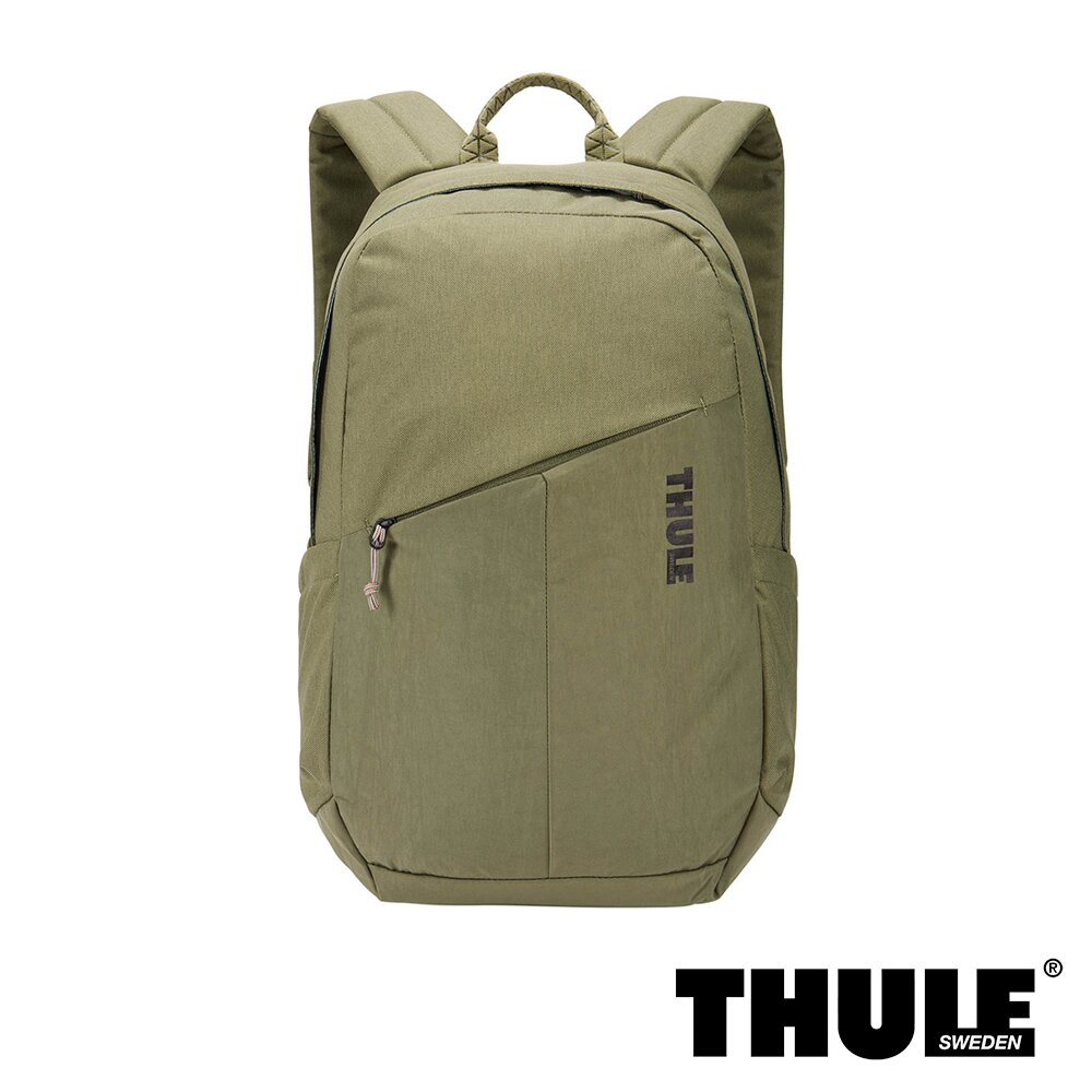 Thule Notus Backpack 14 吋環保後背包 - 橄欖綠