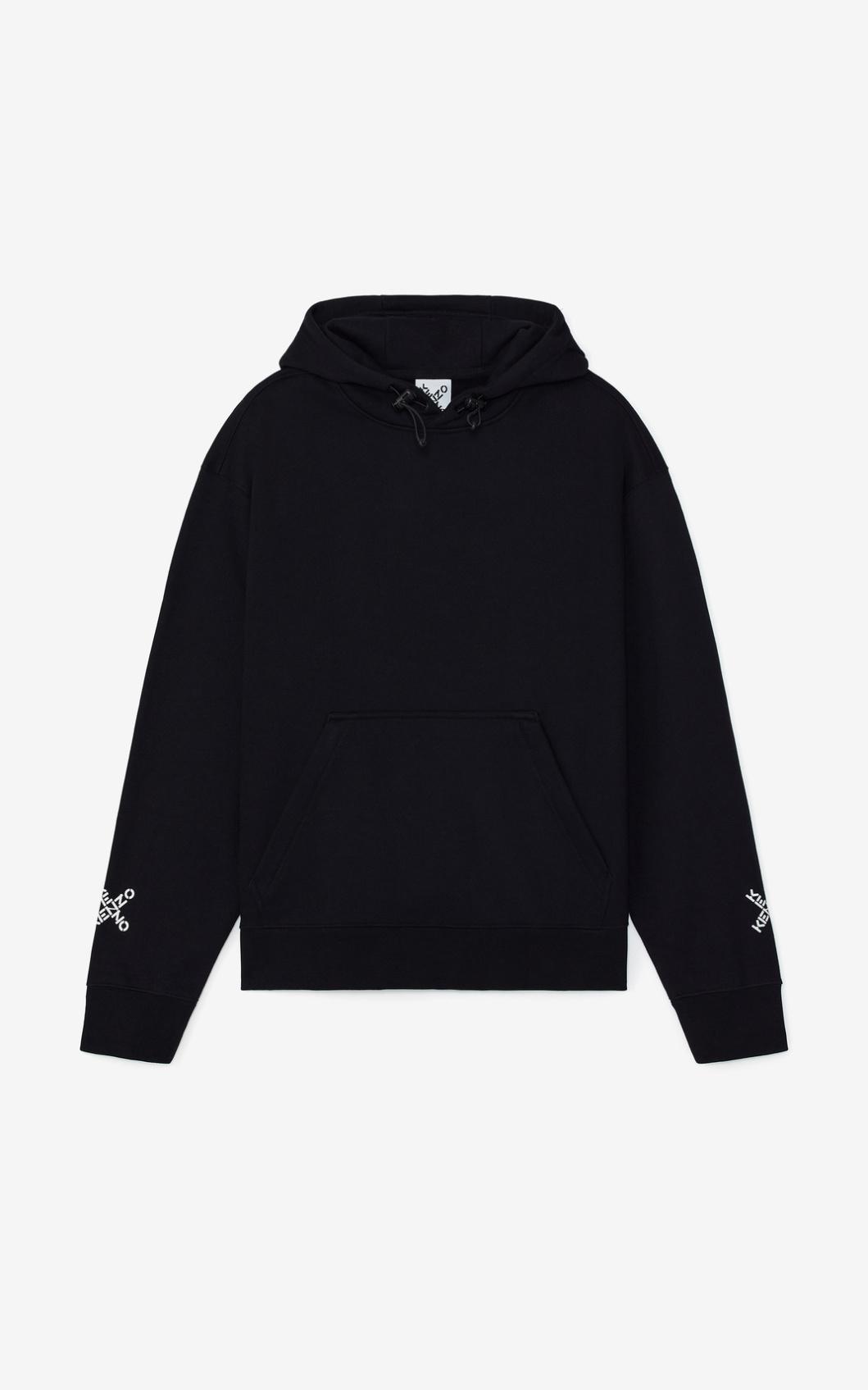 KENZO Sweatshirt à capuche KENZO Sport 'Triple X'