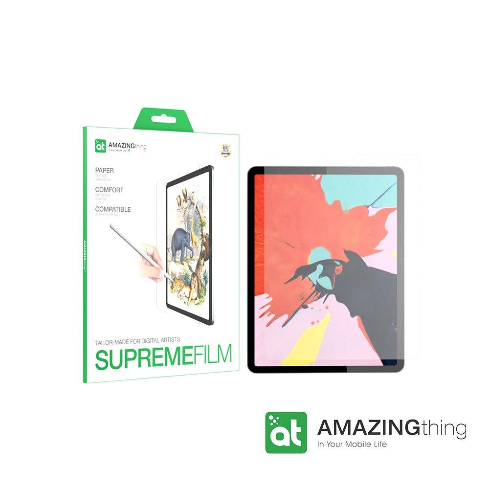 """AMAZINGthing Apple iPad Air 第4代 (10.9"""") 專用繪圖保護膜"""
