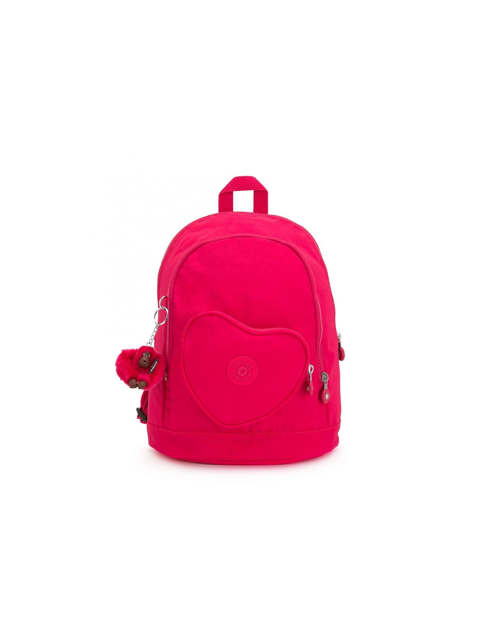 KIPLING 手袋, Women's Pink Backpack
