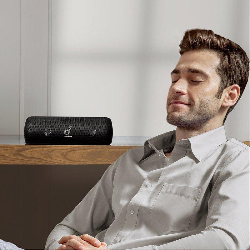 春節預購 | ANKER A3116 SoundCore 無線充電藍牙喇叭
