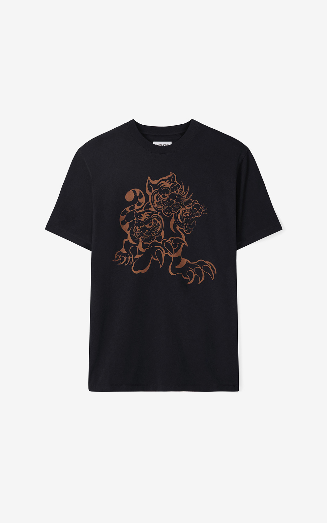 KENZO T-shirt 'Trois Tigres' KENZO x KANSAIYAMAMOTO