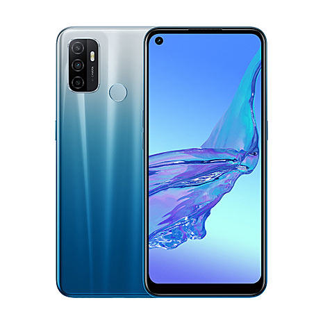 OPPO A53 4G/64G(異想藍)(4G)6.5吋大電量手機