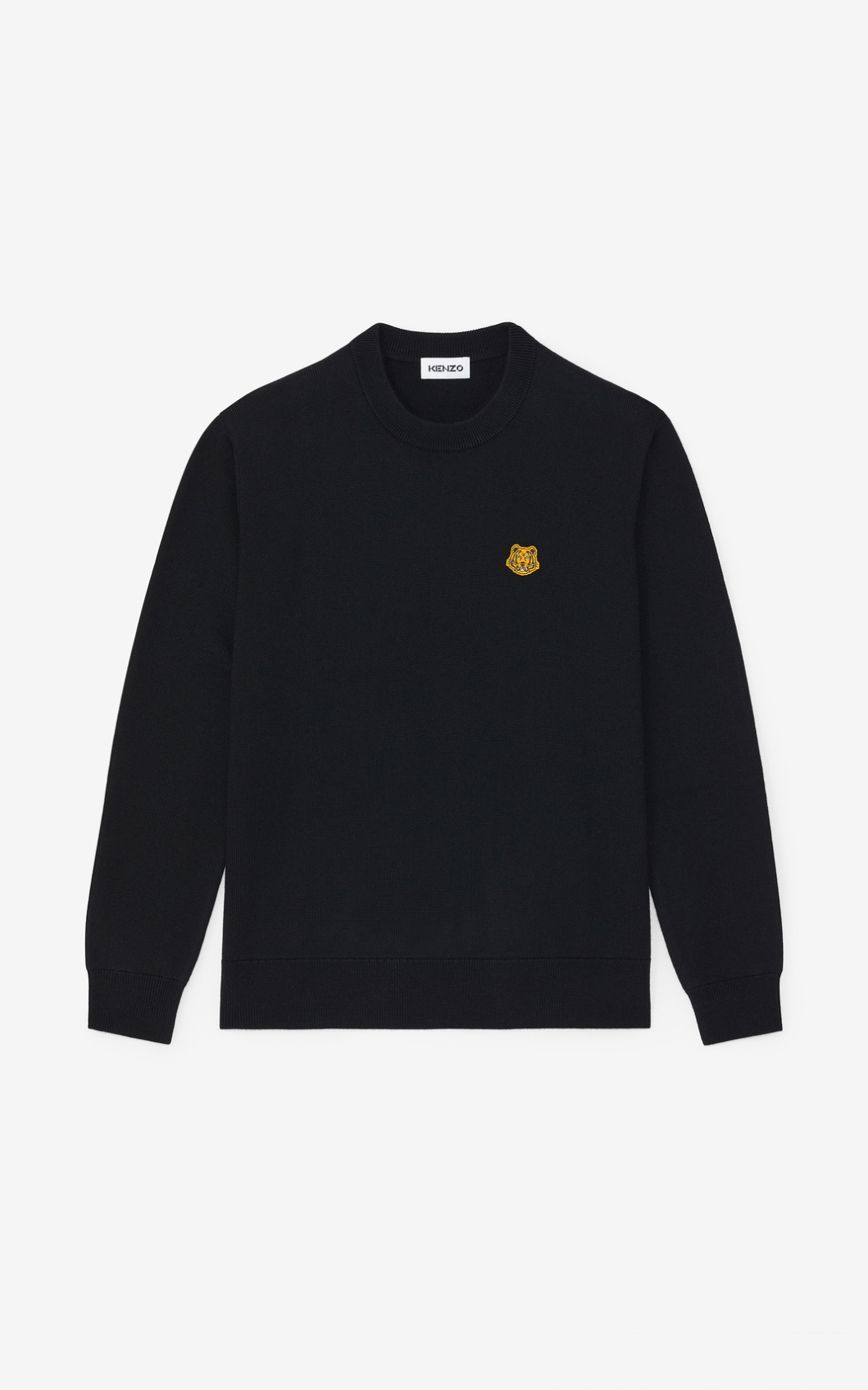 KENZO Pull Tiger Crest