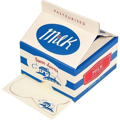 《Rex LONDON》便條紙300入(牛奶)