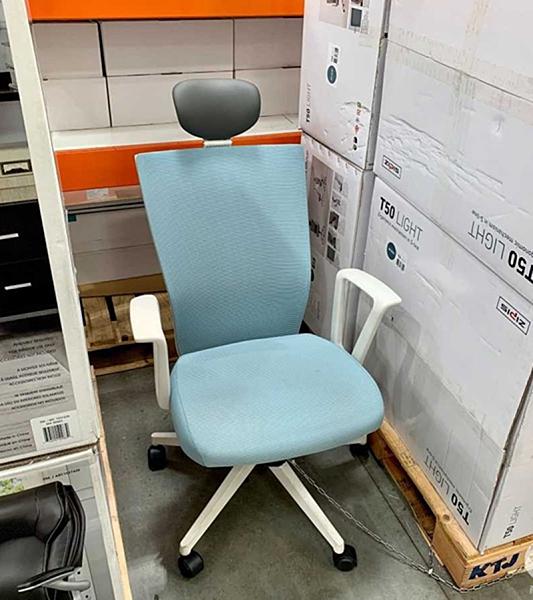 [COSCO代購] C604864 SIDIZ T50 LIGHT CHAIR 人體工學網背辦公椅 尺寸67X57X115.5-123CM