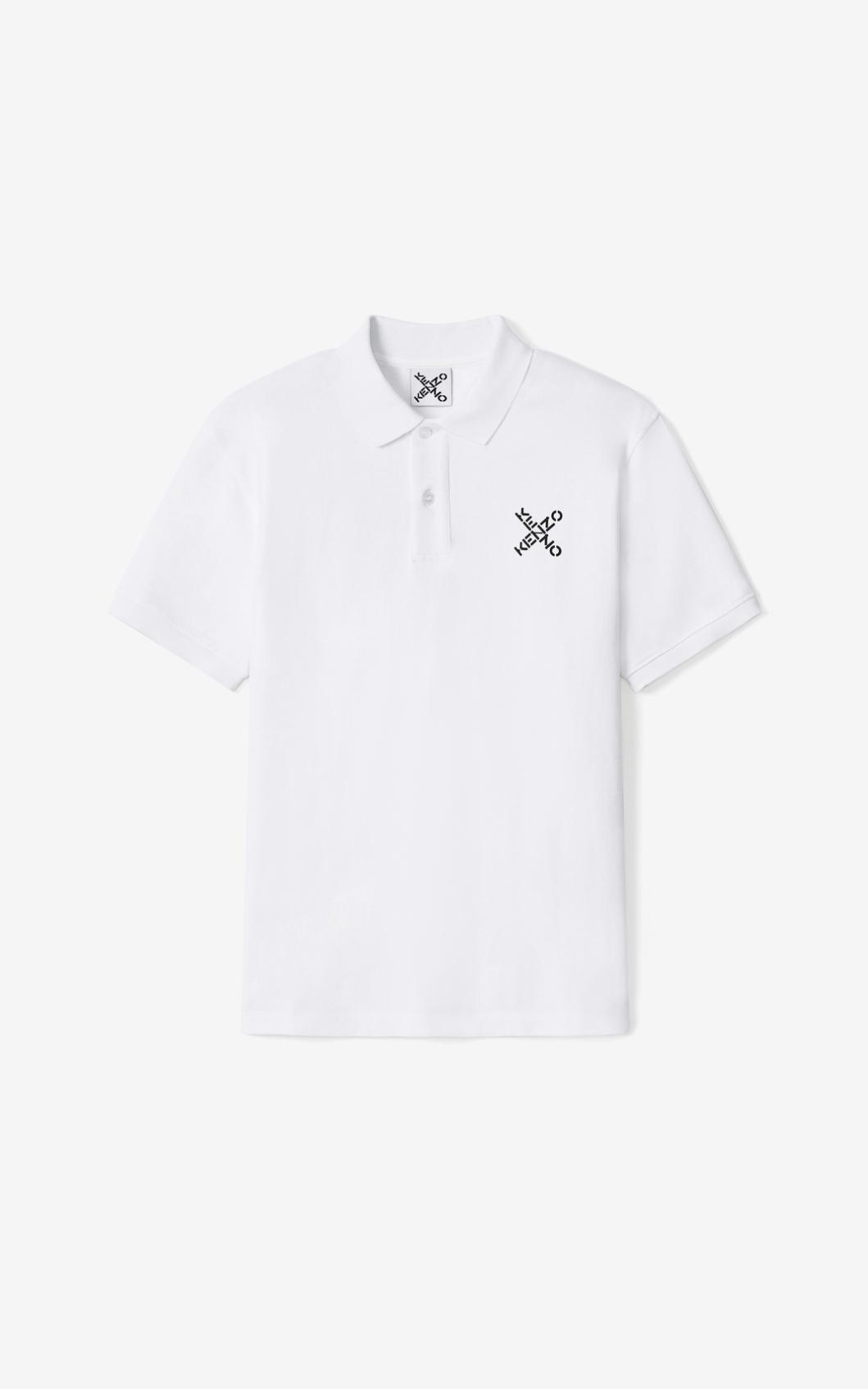 KENZO Polo KENZO Sport 'Little X'