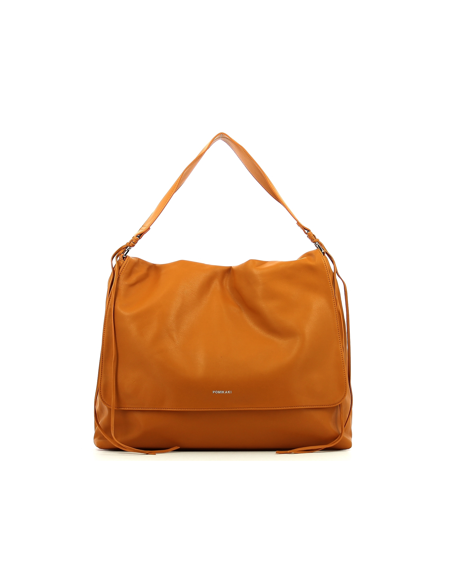 POMIKAKI 手袋, Women's Brown Bag