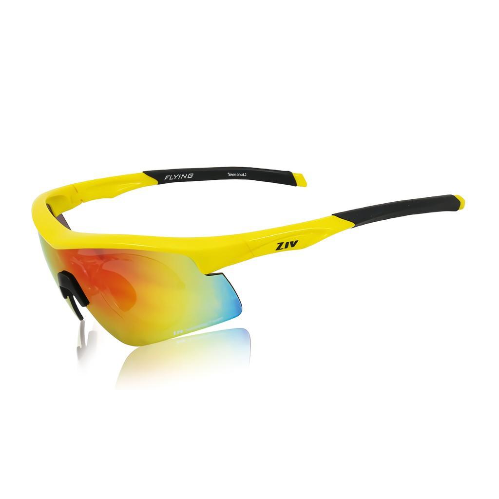 ZIV FLYING 運動太陽眼鏡/運動眼鏡/近視-38 -天天小舖