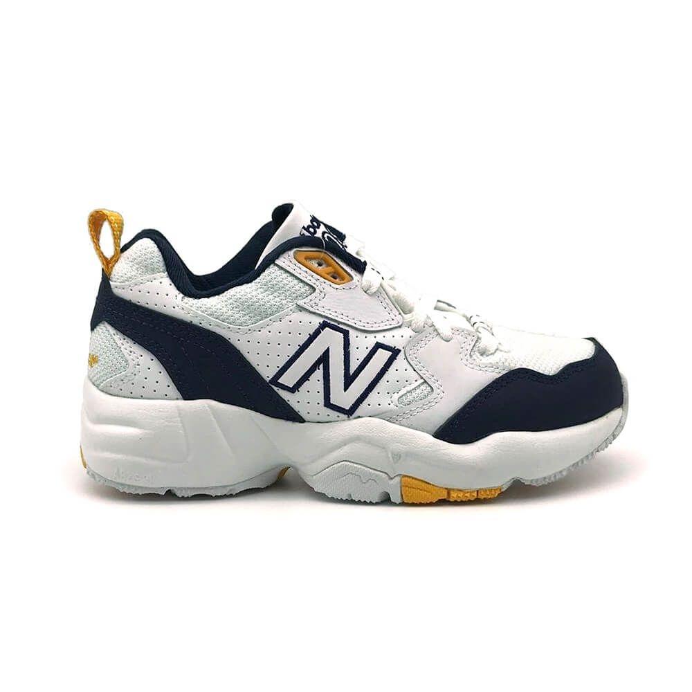 New Balance 708 系列 男女 訓練鞋 白