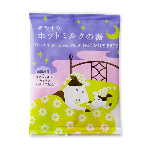 C-晚安熱牛奶入浴劑-牛奶香30g【康是美】