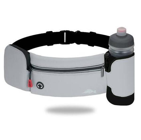 腰包 跑步手機腰包男女戶外馬拉鬆健身裝備多功能水壺包運動防水腰帶包【快速出貨好康八折】