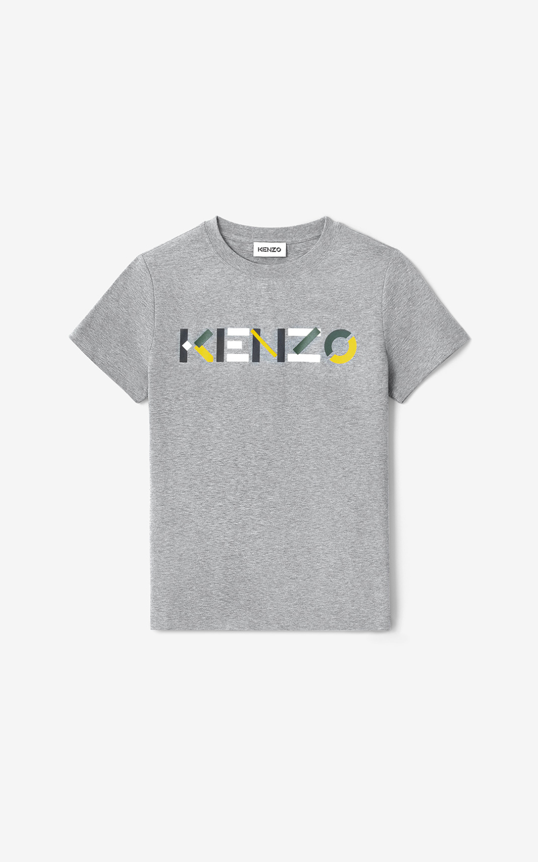 KENZO T-shirt KENZO Logo multico