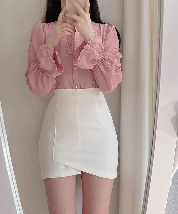 韓國空運 - Colleen Unfoot Mini Skirt 4color 裙子