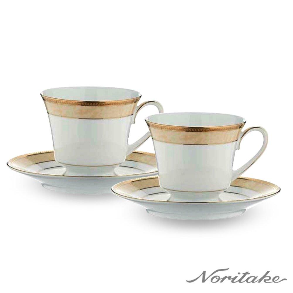 【Noritake】愛戀古典咖啡對杯