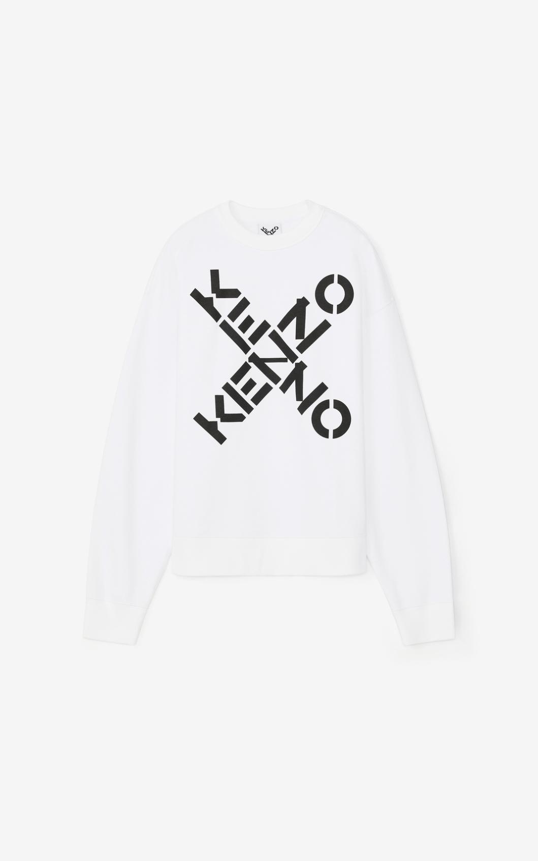 KENZO Sweatshirt KENZO Sport 'Big X'