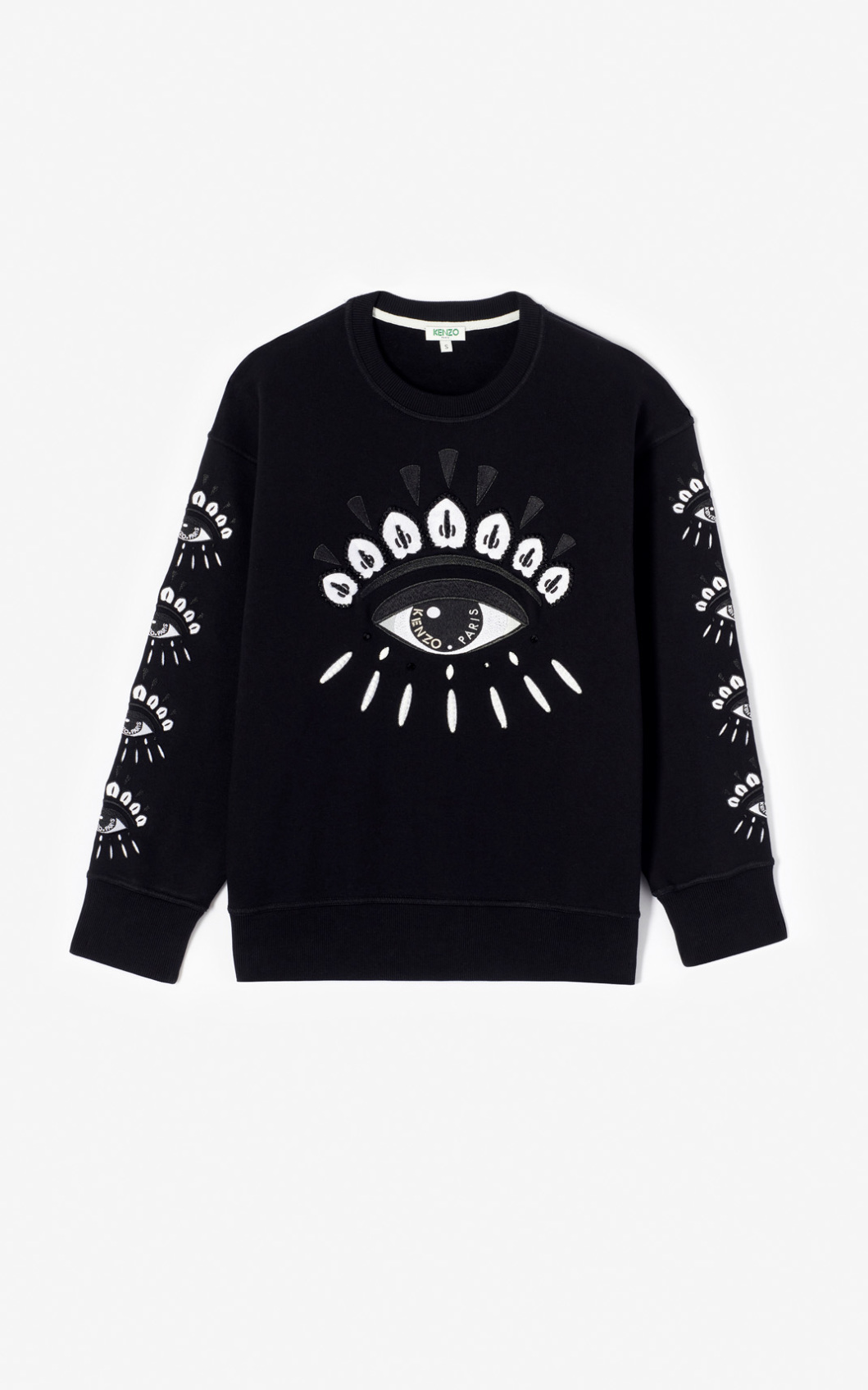 KENZO Sweatshirt Multi Eye