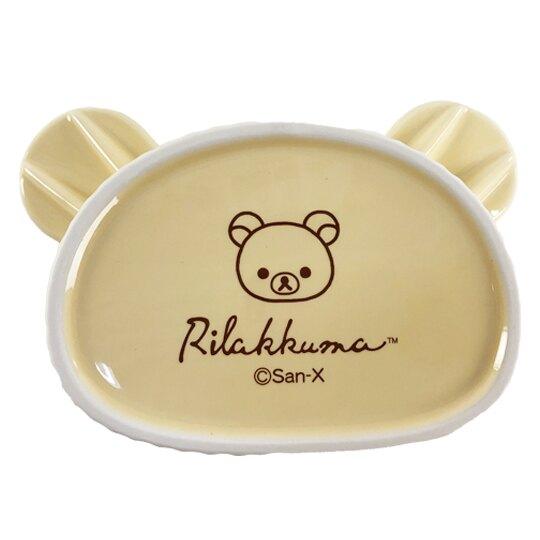 【領券折$30】小禮堂 懶懶熊 牛奶熊 大臉造型陶瓷碗 焗烤碗 臉型碗 沙拉碗 火鍋碗 飯碗 (米)