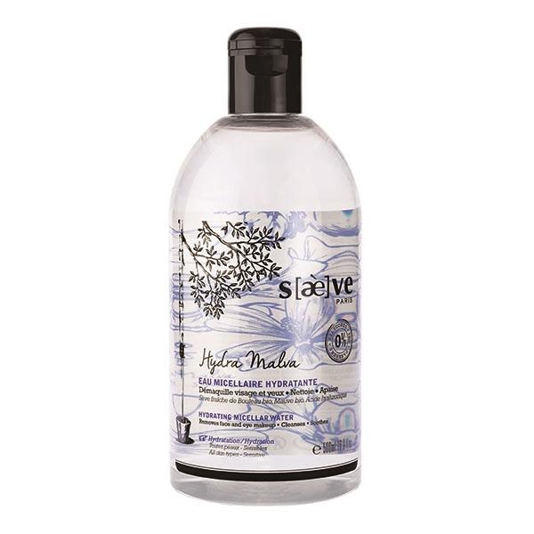 樹予saeve藍錦葵舒緩保濕潔膚水500ml 【康是美】