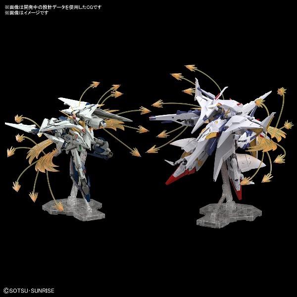 【預購 4-5月】BANDAI 組裝模型 HGUC 1/144 鋼彈 VS 潘娜洛普 感應飛彈特效套組