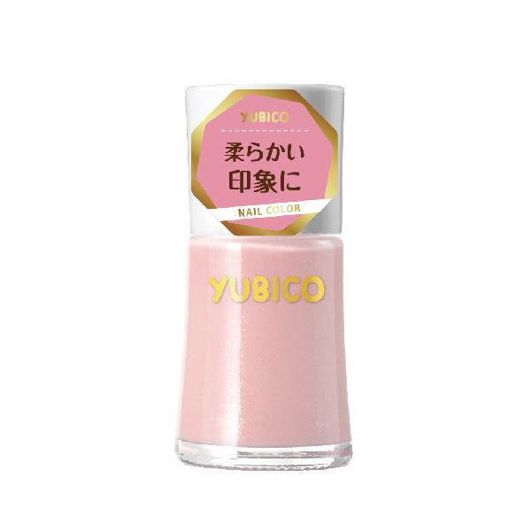 YUBICO指甲油 (芭蕾裸粉)12mL 【康是美】