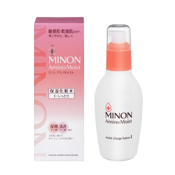 Minon蜜濃  保濕潤澤化粧水150ml【康是美】