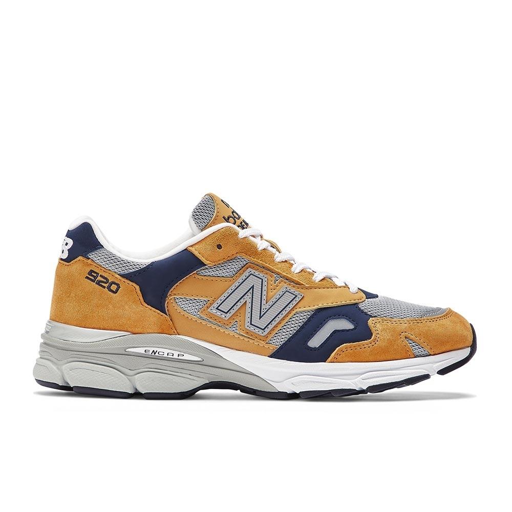 New Balance 920系列 男 休閒鞋 黃