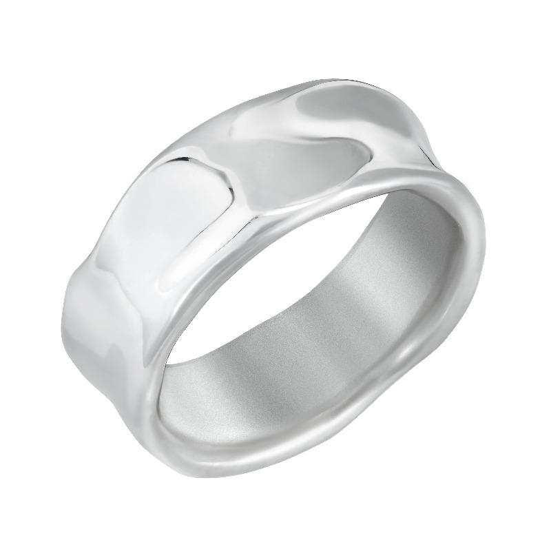 Wide Waterfall Ring