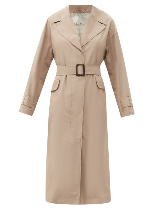 Max Mara - Eimper Coat - Womens - Light Pink